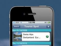 Tourist Spot HD 1.1 Screenshot