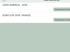 Tournament Game Schedule 1.2 Screenshot