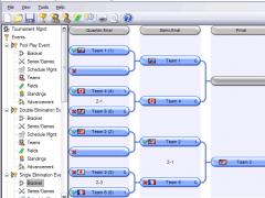 Tourney Master 3.5.0 Screenshot