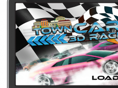 Town Cars 3D Racing 1.0.1 Screenshot