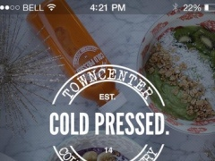 Town Center Cold Pressed 2.4.25 Screenshot