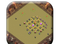 Town Hall 5 War Base Layouts 1.0 Screenshot