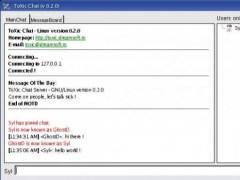 ToXic Chat 0.5 Screenshot