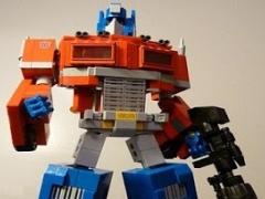 Toy Optimus Prime Puzzle Games 1.0 Screenshot