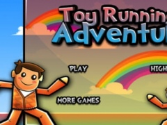 Toy Running Adventure -Lite 1.0 Screenshot