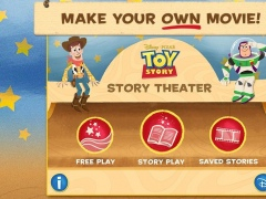 Toy Story: Story Theater 1.2 Screenshot