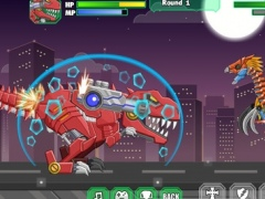 Toy War Robot Therizinosaurus 1.1 Screenshot