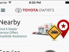 Toyota Owners 4.1.1 Screenshot