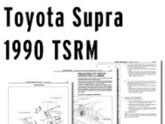 Toyota Supra 1990 TSRM 2.1 2.0 Screenshot