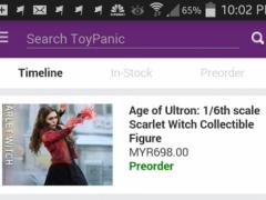 ToyPanic 1.0 Screenshot