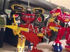 Toys Megazord Games 1.0 Screenshot