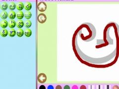 Trace Telugu English Alphabets 2.2.5 Screenshot