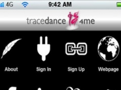 Tracedance4me 1.0 Screenshot