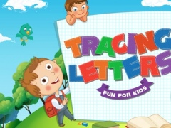 Tracing Letters Fun For Kids 1.0 Screenshot
