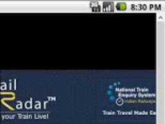 Track Indian Trains 1.2 Screenshot