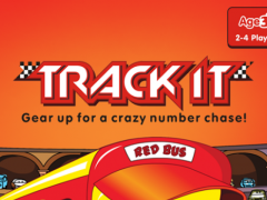 Track It - Adventures of Zippy 1.1 Screenshot