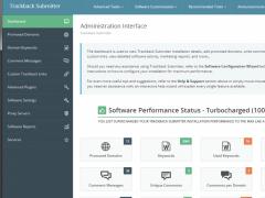 Trackback Submitter 10.0 Screenshot