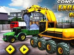 Tractor Concrete Excavator: Op 1.8 Screenshot