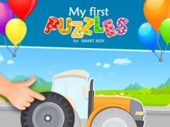 Tractor Jigsaw Puzzles Games free for Toddlers 1.0.13 Screenshot