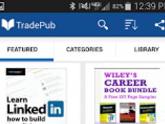 TradePub.com for Android 2.1 Screenshot