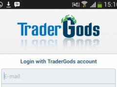TraderGods - Social Investing 1.0.1 Screenshot