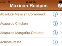Traditional Mexican Recipes 1.1 Screenshot