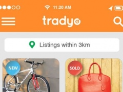 Tradyo - Buy & Sell In Your Neighbourhood 2.10 Screenshot