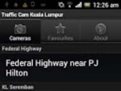Traffic Cam Kuala Lumpur 1.20 Screenshot