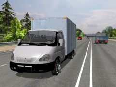 Traffic Hard Truck Simulator 1.0.2 Screenshot