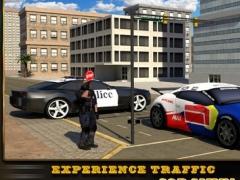Traffic Police Chase Race: Real Road Racing Game 1.0 Screenshot