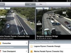Trafficam SG for iPad (XL) 1.0.4 Screenshot