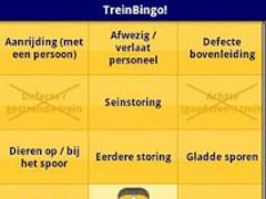 Train Bingo! (dutch) 1.1 Screenshot