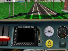 Train Game Driving Simulator 2.0 Screenshot