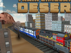 TRAIN SIMULATOR DESERT 1.0 Screenshot