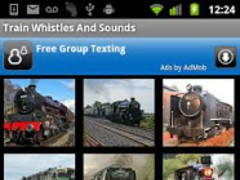 Train Whistles & Sounds (Free) 2.0 Screenshot
