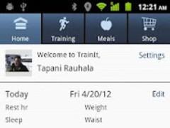 TrainIt 4.0.1 Screenshot