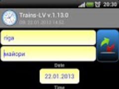 Trains-LV 1.17 Screenshot