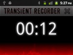 Transient Recorder 1.1.2 Screenshot