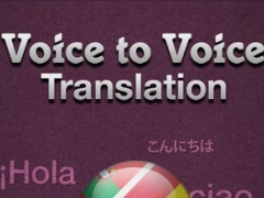 Translate Voice Free 1.1.3 Screenshot