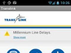 Translink Mobile Site Launcher 0.8 Screenshot