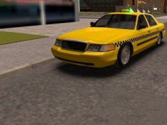 TRANSPORT FEVER 2017: Taxi Edition 1.0 Screenshot