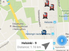 Transport Radar 1.0.0 Screenshot
