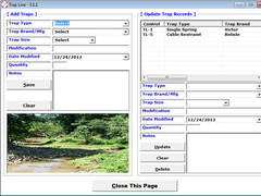 Trap Line 3.1.1 Screenshot
