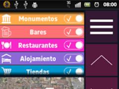 Travel Guide of Avila 2.0 Screenshot