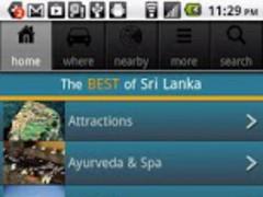 Travel Guide: Sri Lanka Full 1.4 Screenshot