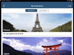 Travel Smart - Canada 1.3.1 Screenshot