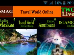 Travel World Online TV 1.1 Screenshot