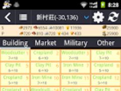Travian Builder 1.2 Screenshot