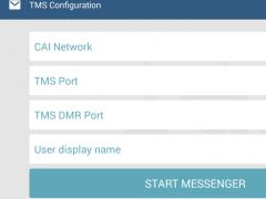 TRBOnet™ Bluetooth Messenger 1.1.127 Screenshot