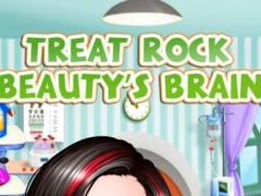 Treat Rock Beauty's Brain - Surgery Magic 1.0.0 Screenshot